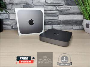 Apple Mac Mini 2018 Space Grey - intel i5 3.0GHz - 8GB RAM- 512GB SSD