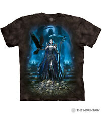 James Ryman/Mountain T Shirt of  Reaper Queen  Large