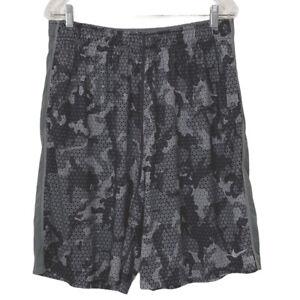 Nike Dri-Fit Camo Geometric Mix Print Shorts Men's XL