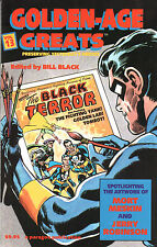 GOLDEN-AGE GREATS V.13  THE BLACK TERROR, FIGHTING YANK, DAREDEVIL, GOLDEN LAD