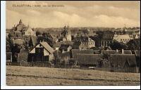 CLAUSTHAL Zellerfeld Harz Niedersachsen AK um 1910/20 Häuser Partie Teilansicht