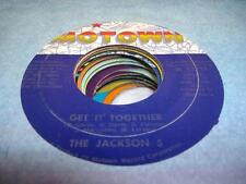 Soul 45 THE JACKSON 5 Get It Together / Touch on Motown