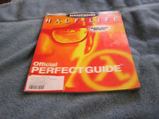 Half-Life Official Perfect Guide Versus Books #32 2001