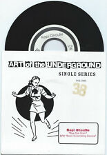 """Kepi Ghoulie """"Art of the Underground"""" 7"""" /350 OOP Groovie Ghoulies The Queers"""