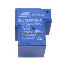 5PCS RELAY SONGLE DIP-5 SLA-05VDC-SL-A SLA-5VDC-SL-A SLA-5V