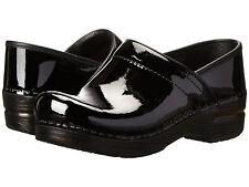scarpa dansko professional black patent leather sabot2