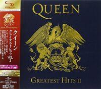 QUEEN-GREATEST HITS VOL.2 -JAPAN SHM CD