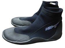 Neosport Low Top Boot 3mm Size 5 Scuba Snorkel Surf Free Dive Spear Fishing Swim