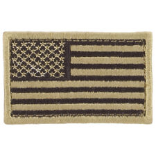 Condor Tactical Usa American Flag Stars & Stripes Morale Patch Badge Coyote Tan