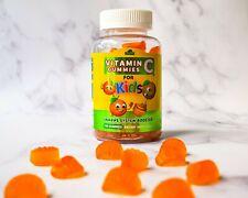 Vitamin C Gummies for Kids - 250mg - 100 Gummies