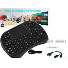 2.4G RF Mini Wireless Keyboard Mouse for Amazon FIRE Stick plus OTG usb adapter