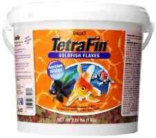 TetraFin Goldfish Food Flakes  Aquarium Tank Pond Pounds Fish Food .