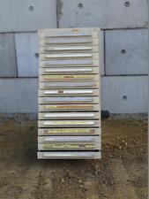 Stanley Vidmar  Industrial 17 Drawer Tool Storage Chest , Cabinet