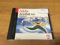 Adobe Acrobat 6.0 Standard Inc License KEY and CD