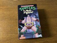 NECA TMNT The Wrath of Krang Teenage Mutant Ninja Turtles Fast shipping