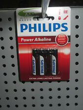 PACK DE 4 PILAS PHILIPS AAA