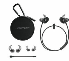 Bose SoundSport Wireless Headphones- Black-Free Shipping