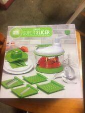 13-Piece Super Slicer Meal Mixer Salad Vegetable Cutter Fruit Food Kitchen Tools