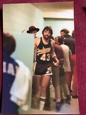 7 Indiana Pacers-Denver Nuggets ABA Playoff Photos Championship George McGinnis