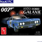 AMT 1172M 1/25 1970 Ford Galaxie Police Car James Bond