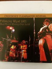 Creedence Clearwater Revival – Fillmore West 1971: Bad Moon Rising Over Lodi cd
