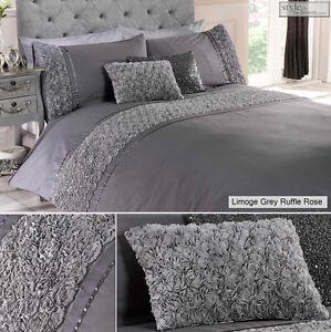 Luxury Range of Embroidered & Embellished Duvet / Quilt Cover Bedding Sets
