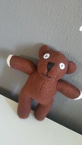 Mr. Bean Teddybär Teddy Stofftier   ca. 24 cm groß