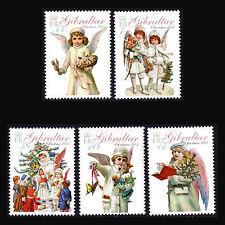 Gibraltar 2005 - Merry Christmas - Sc 1029/33 MNH