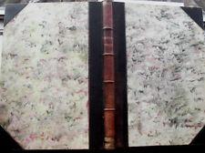 Antiquarische Bücher aus Leder mit Orts- & Landeskunde-Genre als Prachtausgabe