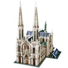 CubicFun C114H St Patrick's Cathedral (New York) 3D Puzzle