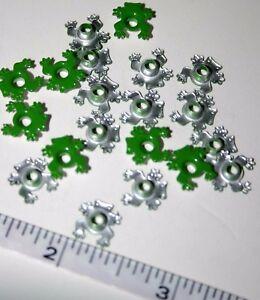 """1/8"""" Green Frog Eyelets Scrap booking Card Making Stamping"""