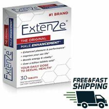 ExtenZe Original Male Enhancement 30 Count Pills NEW