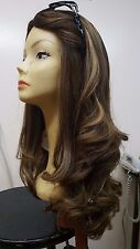 Malky Wig Sheitel European Multidirectional Wavy Hair 14-8 22""