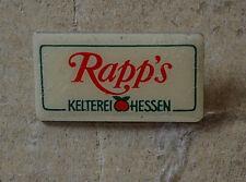 PIN RAPP'S KELTEREI HESSEN APFELWEIN  (AN178)