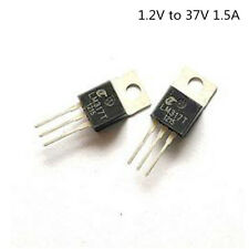 Alta Calidad LM317T LM317 Voltage Regulator 1.2V To 37V 1.5A 10PCS HOT SALE !