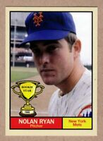 Nolan Ryan '68 New York Mets Rookie Stars series #17 by Monarch Corona
