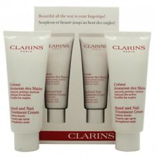 CLARINS GIFT SET 2 X 100ML HAND & NAIL TREATMENT - WOMEN'S FOR HER. NEW