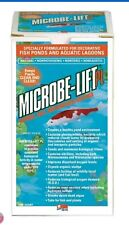 Microbe Lift PL 32 oz -liquid beneficial bacteria-good-pond-natural-safe-946ml