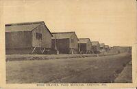 Anniston, ALABAMA - Camp McClellan - Mess Shacks - 1918