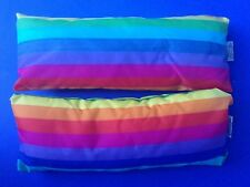 VINTAGE RAINBOW BRITE BRIGHT DOLL bedroom Bed Lot Of 2 For Color Cottage