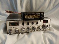 Superstar 3900 Cb Radio & Connex Fc 390 Digital Frequency Counter Not Tested