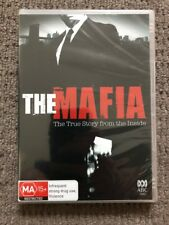The Mafia - True Story From The Inside (DVD, 2008) R4 - NEVER PLAYED & SEALED