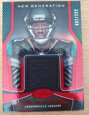 DEDE WESTBROOK RC 2017 Certified New Generation /299 Jerseys Mirror Red Rookie