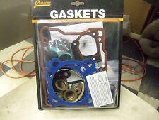 HARLEY TWIN CAM 88ci TOP END ENGINE JAMES GASKET SET w/0.036 head gaskets