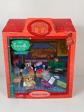 Furryville Teachers TailS Mattel 2005 NEW UNOPEN RARE