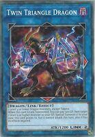 Yu-Gi-Oh: TWIN TRIANGLE DRAGON - SP18-EN036 - Starfoil Rare Card - 1st Edition