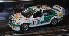 1/43 IXO Rally Collection Skoda Octavia WRC #14 Monte Carlo 2003