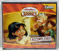 NEW Mission Accomplished #6 Adventures in Odyssey 4 Audio CD Set Volume Faith