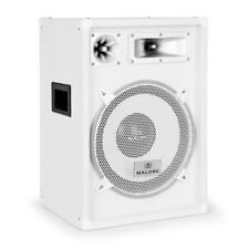 ALTAVOZ DJ PROFESIONAL 3 VIAS 600W MAX 300RMS COLOR BLANCO ASAS -B-STOCK