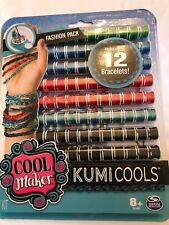 Kumikreator Kumi Kreator Creator Cools Refill Pack 12 Friendship Bracelets New